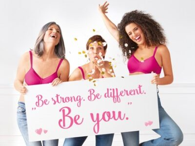 Be Strong Figura LIngerie